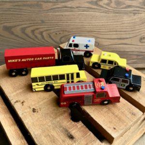 The New York Car Set
