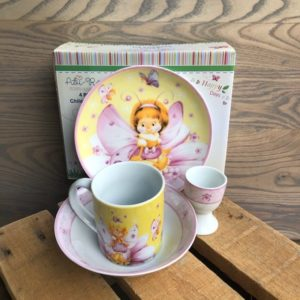 4pc Breakfast Set - Fairy
