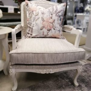 French Occasional Arm Chair