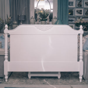 Terence Headboard - with carvings
